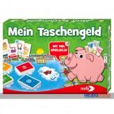 """Familien-Gesellschaftsspiel """"Mein Taschengeld"""""""
