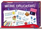 """Kreativ-Spiel """"Meine Druckerei"""""""