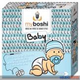 """Kreativ-Häkel-Set """"my boshi - Baby"""" - blau"""