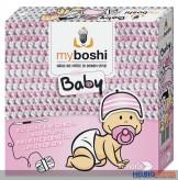 "Kreativ-Häkel-Set ""my boshi - Baby"" - rosa"