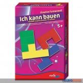 """Kinderspiel / Lernspiel """"Ich kann bauen"""""""
