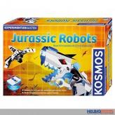 "Experimentierkasten ""Jurassic Robots"" 8 RC-Modelle"
