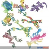 """Sand-Tiere """"Sand Critters"""" 10 cm - 12-sort."""