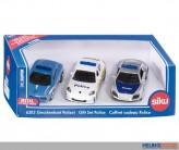 """Siku 6302 - Geschenkset """"Polizei"""""""