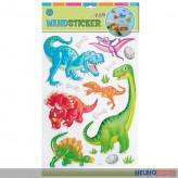 """3D Wandsticker """"Dinosaurier"""""""