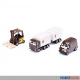 Siku 6324 - UPS Logistik Set