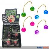 """Finger-Yo-Yo """"LED"""" - sort."""