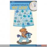"""Wandsticker mit Licht """"Baby Boy"""""""