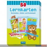 """Lernkarten-Knobelspaß """"Schreib & wisch weg"""""""