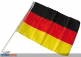 "Autofahne/Autoflagge ""Deutschland/Germany"""
