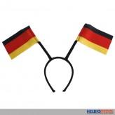 """Haarreif """"Deutschland-Flagge"""""""