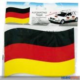 "Auto-Magnetfahne/Auto-Magnetflagge ""Deutschland"""