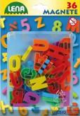 Magnet-Großbuchstaben - 36er Set