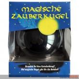 Magische Zauberkugel - schwarz