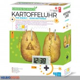 "Green Science ""Kartoffeluhr"""