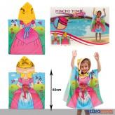 "Poncho-Handtuch ""Boy & Girl - Poncho Towel"" 2-sort."
