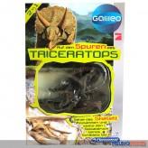 """Galileo - Kreativset 2in1 """"Auf den Spuren des Triceratops"""""""
