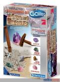 Galileo - Ausgrabungs-Set Steine & Mineralien