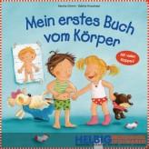 """Klappen-Bilderbuch """"Mein erstes Buch vom Körper"""""""