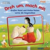 """Kiddilight: Lerne die Gegensätze Tiere """"Dreh um, mach mit"""""""