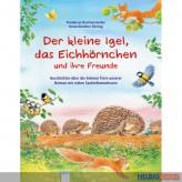 """Tiere-Sachbuch """"Der kleine Igel, das Einhörnchen &..."""""""