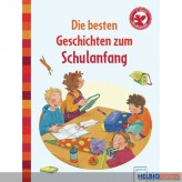 """Lesebuch """"Die besten Geschichten zum Schulanfang"""""""