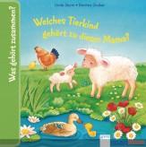 """Buch - Was gehört zusammen """"Welches Tierkind...?"""""""