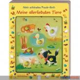 """Mein schönstes Puzzlebuch """"Meine allerliebsten Tiere"""""""