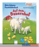 """Kiddilight - Mein liebstes Puzzlebilderbuch """"Bauernhof"""""""
