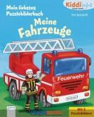 """Kiddilight - Mein liebstes Puzzlebilderbuch """"Fahrzeuge"""""""