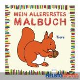 """Mein allererstes Malbuch """"Tiere"""""""