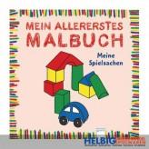 """Mein allererstes Malbuch """"Meine Spielsachen"""""""