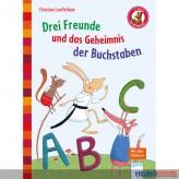 """Lesebuch Bücherbär """"Drei Freunde & das Geheimnis"""" VS & 1.Kl."""