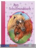 """Mein Schulfreundebuch """"Ponys"""""""