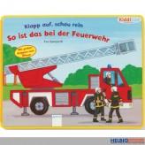 """Kiddilight - Klappbuch """"So ist das bei der Feuerwehr"""""""