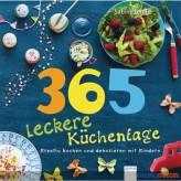 """Kreativbuch """"365 Leckere Küchentage"""""""