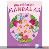"""Malbuch - Die schönsten Mandalas """"Feen & Elfen"""""""