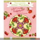 "Malbuch ""Glitzer-Mandala: Erdbeerinchen Erdbeerfee"" - 2-sort"