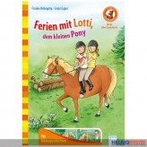 "Lesebuch ""Ferien mit Lotti, dem kleinen Pony"" ABC-Lesestart"
