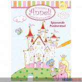 """Rätselbuch """"Prinzessin Anneli"""" - 3-sort."""