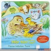 """Hörbilderbuch """"Hör hin - Tiere & Fahrzeuge"""" 2-sort."""
