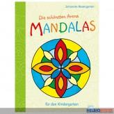"""Malbuch """"Die schönsten Mandalas"""" - Kindergarten"""