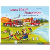 """Pappen-Bilderbuch """"Benno Bibers Feuerwehr"""""""