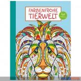 """Malbuch """"Farbenfrohe Tierwelt"""""""