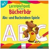 """Lernbuch """"Lernspielspaß mit dem Bücherbär"""" - 4-sort."""