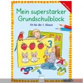 "Lernblock ""Mein superstarker Grundschulblock"""