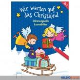 """Malbuch """"Wir warten auf das Christkind"""" Ausmalbilder"""
