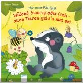 """Fühl-Bilderbuch """"Wütend, traurig oder froh - allen Tieren.."""""""