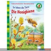 """Sachbuch Bücherbär """"So leben die Tiere...Honigbiene"""" 1. Kl."""