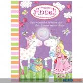 """Lesebuch - Prinzessin Anneli """"Geheimnis der Zaubereulen"""" B5"""